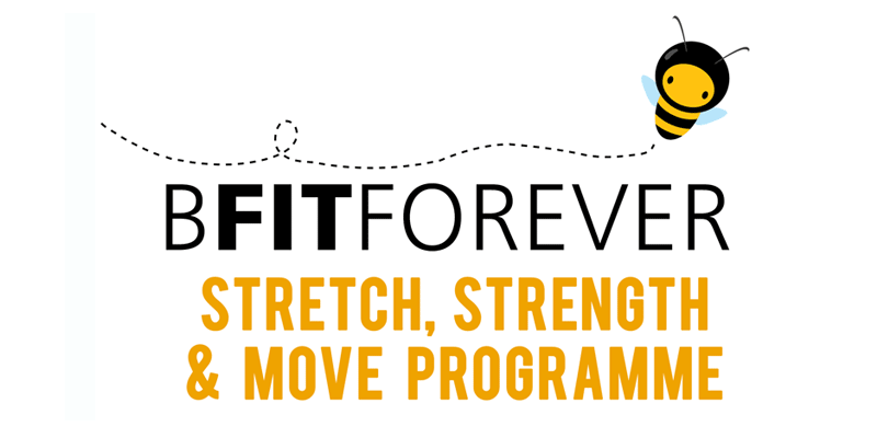 Free 'Stretch, Strength & Move' taster session
