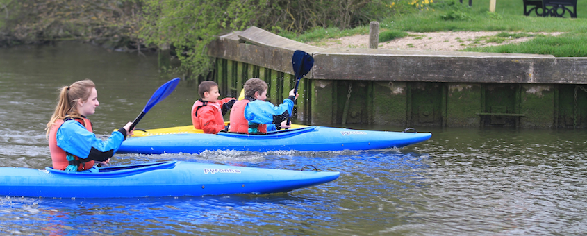 Oulton Broad Watersports Centre – FREE Watersports Weekend