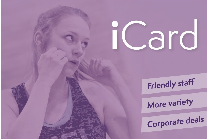 10-day iCard membership for adults