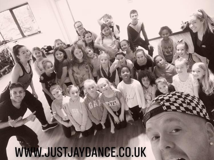 Free dance class in Ipswich with Just Jay Dance