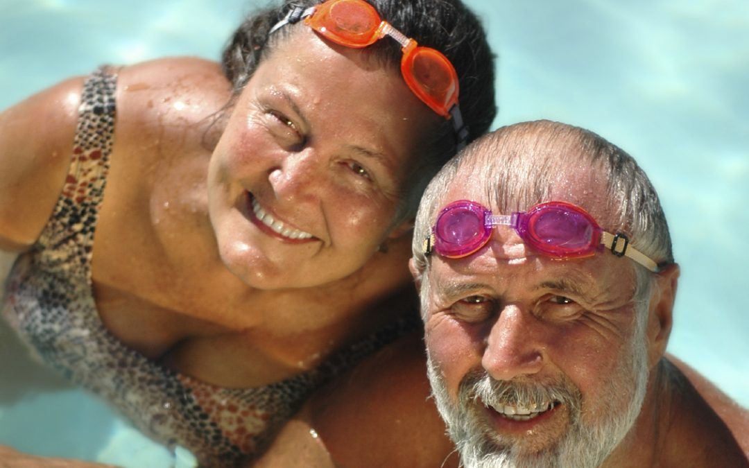 FREE Dementia swim session