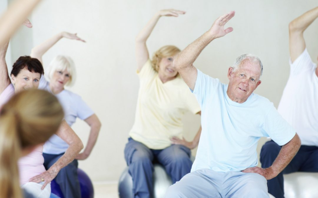 FREE Falls Prevention class in Bury St Edmunds