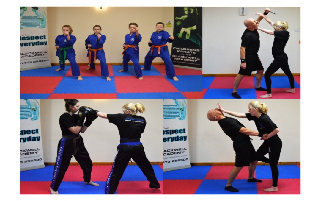 FREE Martial Arts trial class with Blackwell Academy